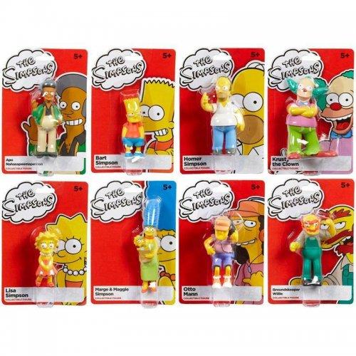 Simpsons Figures 99p @ Home Bargains