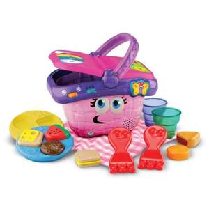 Leapfrog Shapes and Sharing Picnic Basket only £10.90 (Prime) £15.65 (Non Prime) @ amazon