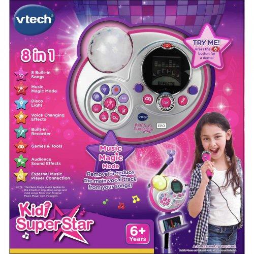 VTech Kidi Super Star £42.20 Del with code or £38.25 C+C @ Argos Ebay