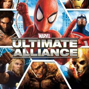 Marvel Ultimate Alliance 1 and 2 PS4 £15.99 each @ PS Store