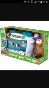 Leapfrog Number Lovin Oven reduced from £20 to £10.90(Prime) @ Amazon