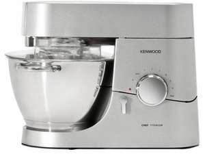 Kenwood Chef Titanium KMC010 - £349 @ Kenco
