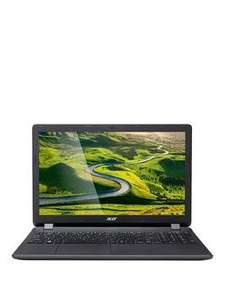 Acer Aspire ES 15, Intel Core I3 Processor, 6Gb RAM, 128Gb SSD Storage - £349.99 (Plus £100 credit back) @ Very