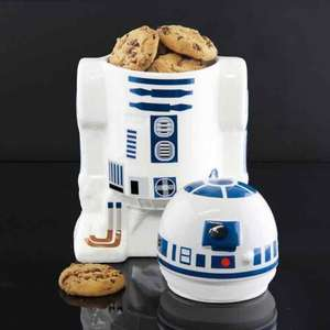 Star Wars R2-D2 Cookie Jar (delivered) @ The Gift and Gadget Store