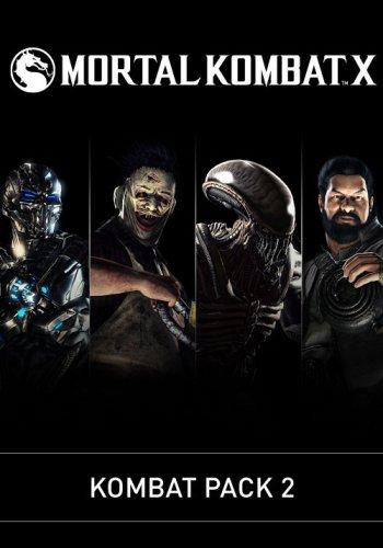 Mortal Kombat X: Kombat Pack 2 (Steam) £3.75 @ Gamesplanet (Kombat Pack 1 £1.99)