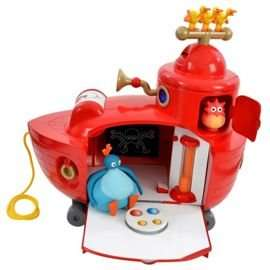 Twirlywoo Big Red Activity Boat - £25.64 @ Tesco Direct