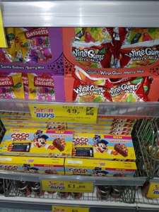 Bassets Wine Gums / Jelly Babies 165g Bags 49p instore @ Home Bargains