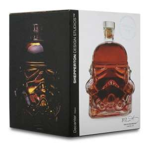 ORIGINAL Star Wars Stormtrooper Decanter £19.99 @ Amazon via Find me a Gift