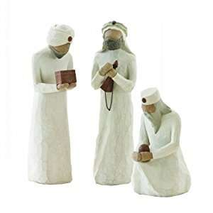 "Willow Tree ""Three Wise Men"" Figurines at H. Samuel £34.99 (half price)"