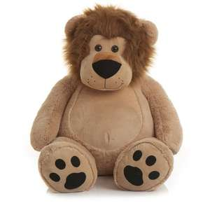 Lamar the lion 1/2 price @ Wilko. was £60 NOW £30