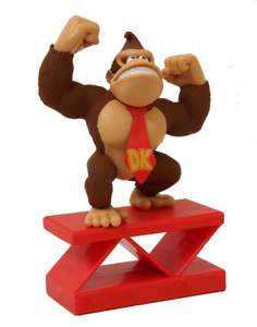 Donkey Kong Iron Girder Figure £11.34 delivered @ GameSeek