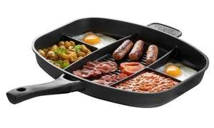 For the man that has everything and likes a fry up at Amazon and sold by Clifford James - £34.94