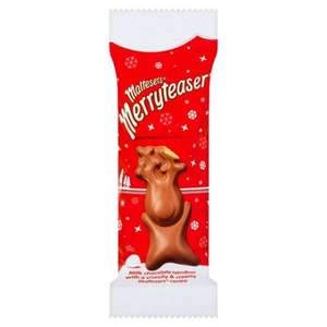 B & M - Maltesers Merryteasers Mini Reindeer -59p(per bag of 5) but buy 2( bags of 5) for £1