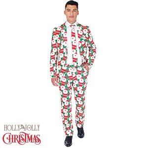 Christmas/xmas santa suit home bargains £29.99