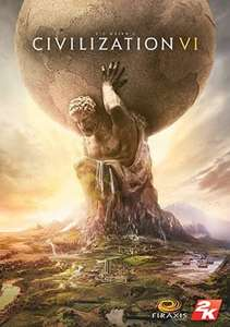 Civilization VI (Civ 6) Save £15 now £34.99 (pc disc) at Amazon, new lower price