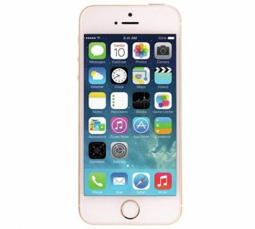 Sim Free iPhone 5S (Refurbished) 64GB plus £10 voucher £229.95 @ Argos.