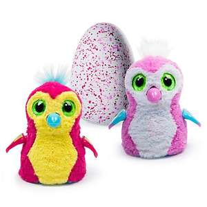 Hatchimal Pink Penguala @ John Lewis £59.99 in stock