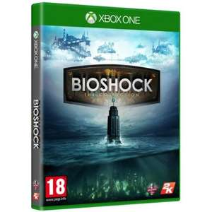BIOSHOCK: THE COLLECTION xbox one & ps4 26.95 @ the game collection