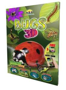 FREE 3D book worth £19.99 on orders over £60 @ EducationalToys