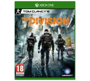 Tom Clancys the division for Xbox one/PS4 £16.99 @ Argos