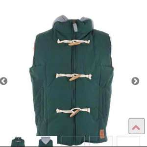 Franklin & Marshall Men's Green Gilet £9.99 plus p&p £3.95 = £13.94 at Get The Label
