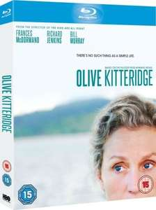 Olive Kitteridge HBO Blu-Ray or DVD both £4.99 each with free postage @ The Entertainment Store on eBay