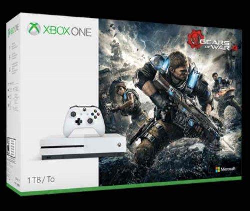 Xbox one S 1tb + gears of war 4 £229.85 @ www.shopto.net
