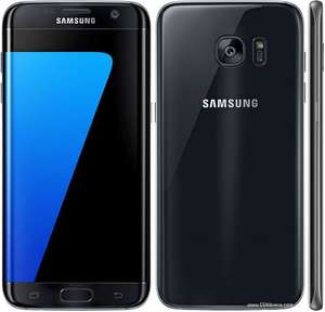 Samsung Galaxy S7 Edge 32GB (Gold/Black) Perfectly fine O2 Refresh deal £371.99 @ O2