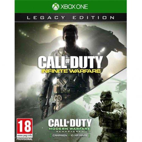 Call of Duty Infinite Warfare Legacy Edition (Xbox One) - £50 @ Amazon