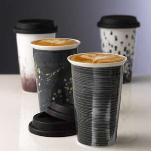 Wedgwood Vera Wang travel mugs - reduced from £18 to £9 Selfridges and House of Fraser
