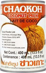 Chaokoh Coconut Milk 400Ml £1 Sainsburys