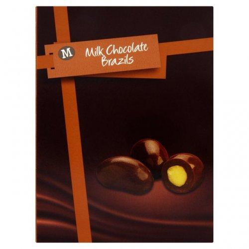 Morrisons Milk Chocolate Brazils 145g £1.00