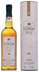 Clynelish 14 Year Old Single Malt Scotch Whisky, 70cl £31.49, Amazon