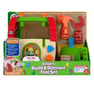 leapfrog tool set £9.99 delivered - Dispatched from and sold by ToyMonster / Amazon