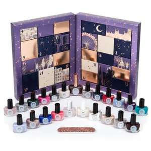 Ciate Mini Mani Advent Calendar down to half price! Great for next year : )
