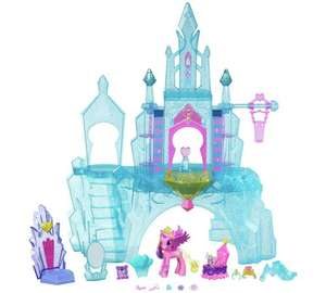 My Little Pony Crystal Empire Playset £19.99 (+ poss 10% TCB cashback!) was  £42.99 at Argos