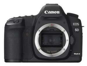 Used Canon EOS 5D Mark ii from £519 Delivered Next Day with 12 month warranty @ WEX Photographic
