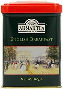 Ahmad Tea English Scene Caddy English Breakfast 100 g (Pack of 6) £5.49 s&s / £5.78 add on item @ amazon
