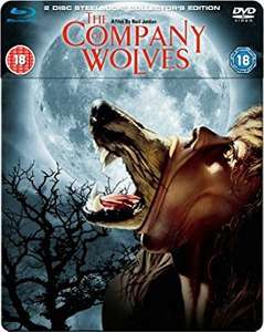 The Company of Wolves Steelbook (Blu-ray + DVD) £5 in store @ Fopp