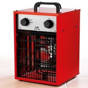 Beldray Industrial Heater 3000W £39.99 at B&M