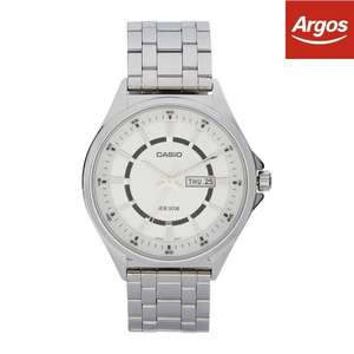 Basildon Bling - Casio Mens Watch - Argos/eBay - £17.99