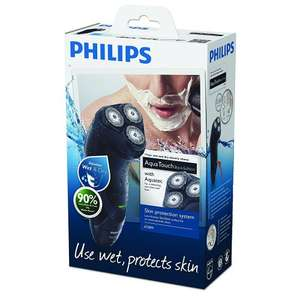 Philips AquaTouch Wet & Dry Men's Electric Shaver AT899/06 with Pop Up Trimmer delivered £35.89 @ Amazon