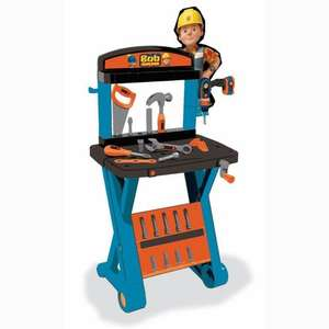 Tesco Toys Clearance - E.g Bob The Builder: My First Workbench was £49.45 now £20!