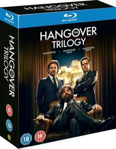 The Hangover Trilogy [Blu-ray+HDUV] £6.00 in store @ Fopp