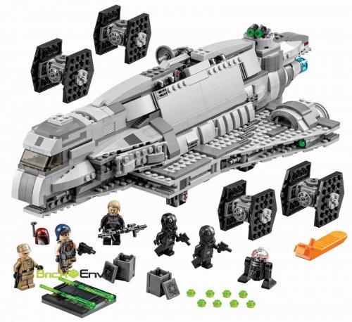 Lego Star Wars Imperial Assault Carrier #75106 £74.97 delivered John Lewis