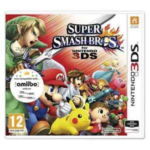 Super Smash Bros 3DS - free delivery and club points (TESCO) £28