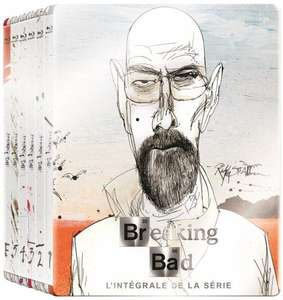 [Blu Ray] Breaking Bad - The Complete Series (Art Collection Steelbook) - £35.23 - Amazon.fr
