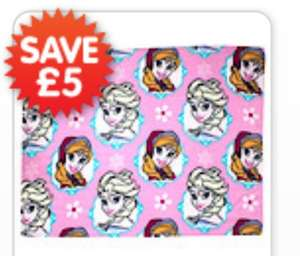 Disney princess / Frozen / peppa blankets half price £5 instore / online at The Entertainer (Free C+C wys £10 or + £3.99 Home Del )