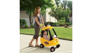 little tikes taxi coupe £38 @ Asda George