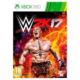 WWE 2k17 XBOX 360/PS3 £22 @ ASDA Instore/Online